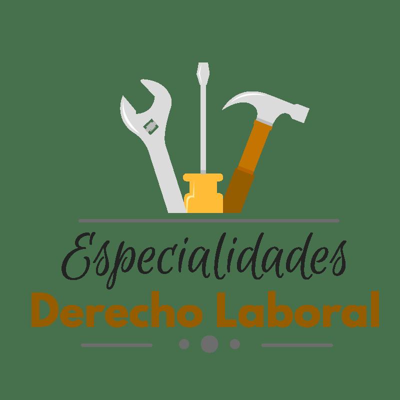 Especialidades Derecho Laboral